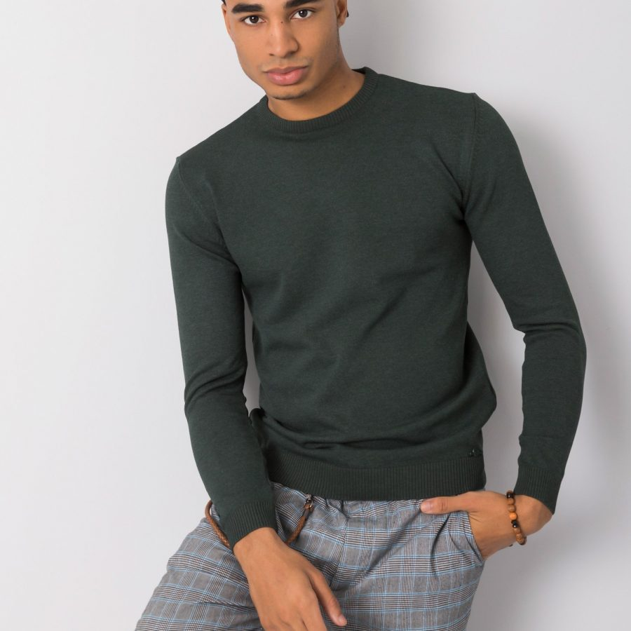 Sweter-TIK-K21-0094-khaki [zul]