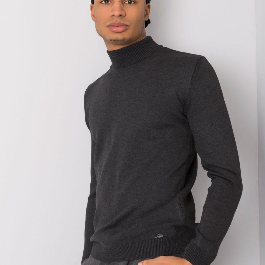 Sweter-TIK-K21-0095-grafitowy