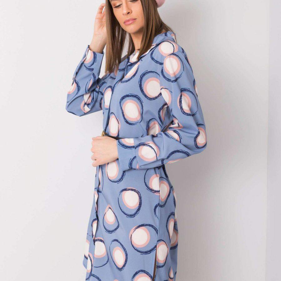 Sukienka-DHJ-SK-12765.11-niebieski