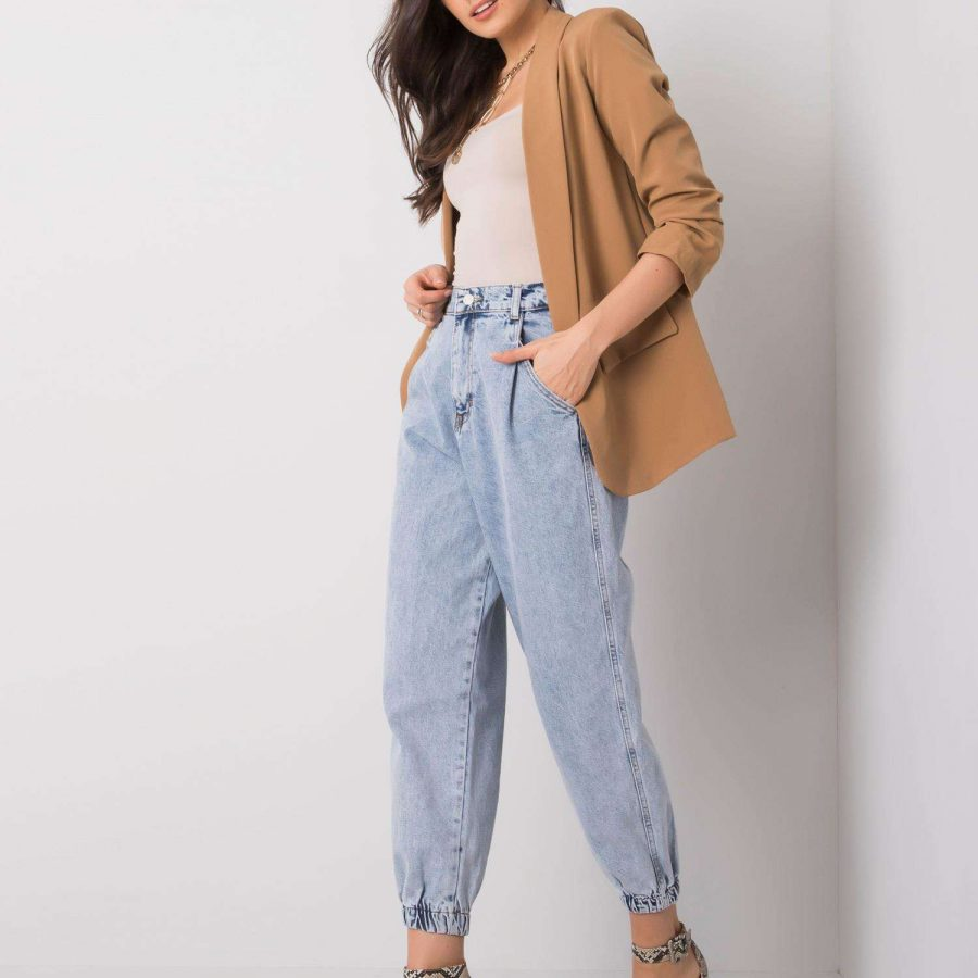 Spodnie jeans-318-SP-2212.76P-jasny niebieski