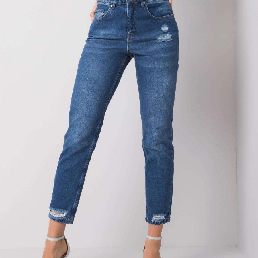 Spodnie jeans-316-SP-5019.84-niebieski