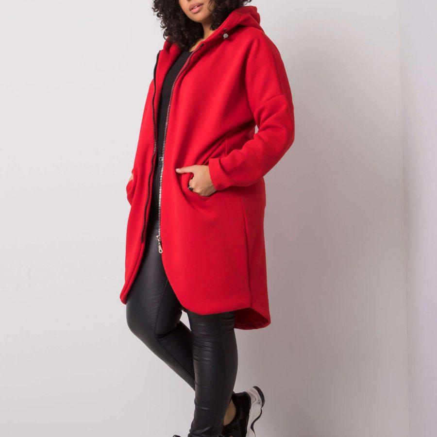 Bluza-RV-BL-6293.32-czerwony