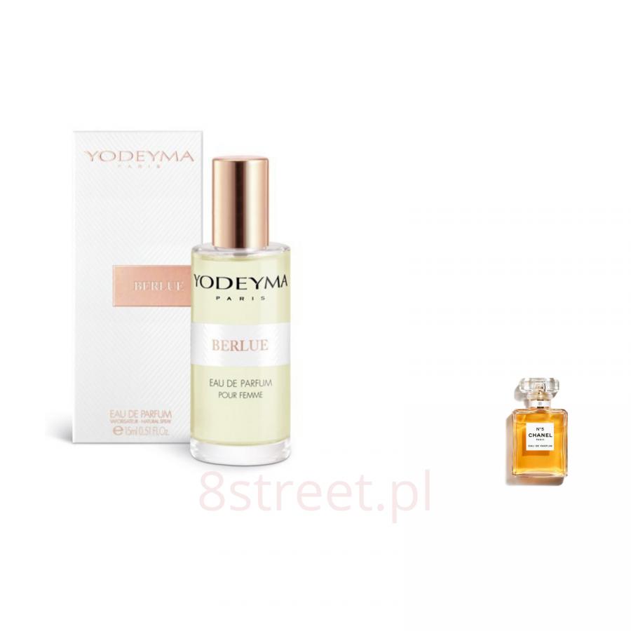 Perfumy damskie BERLUE 15ml
