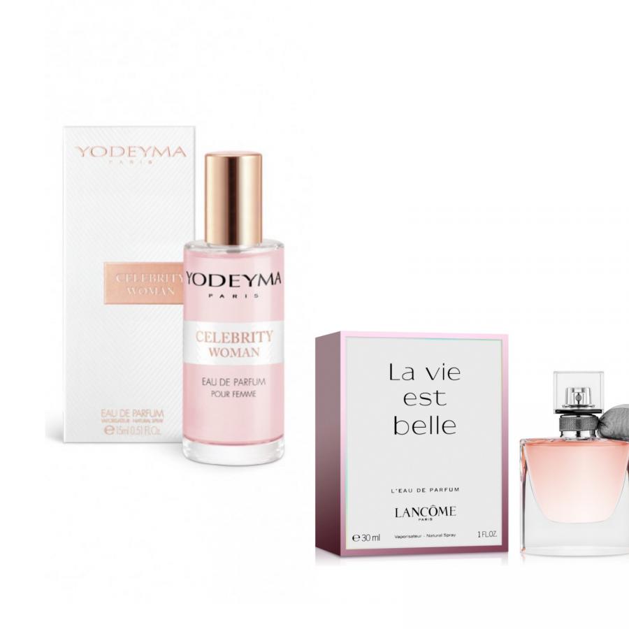 Perfumy damskie CELEBRITY WOMAN 15ml