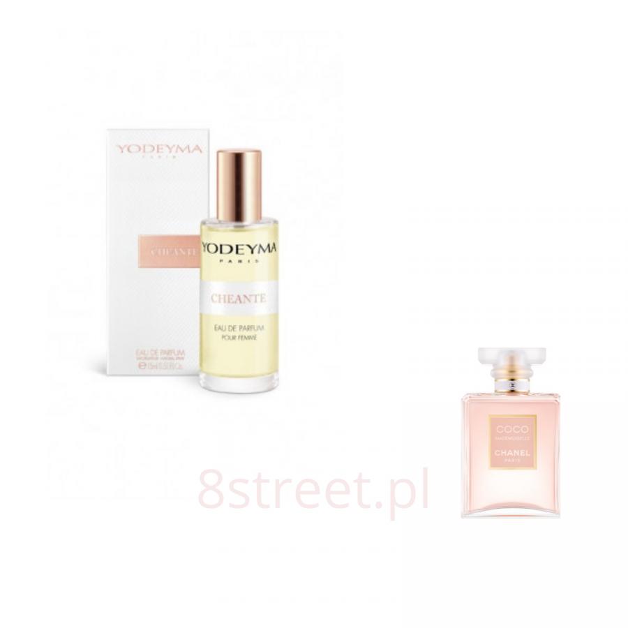 Perfumy damskie CHEANTE 15ml